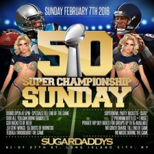#SDNY CHAMPIONSHIP PARTY<BR>FEB 7TH 2016 DOORS OPEN 5PM<BR>SKYBOX RESERVATIONS NOW