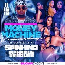 MONEY MACHINE WEDNESDAYS<BR>