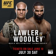UFC 201 – JULY 30TH