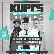 KUPI&#8217;S BIRTHDAY PARTY<BR>THE ORIGINALS<BR>TONY TOUCH